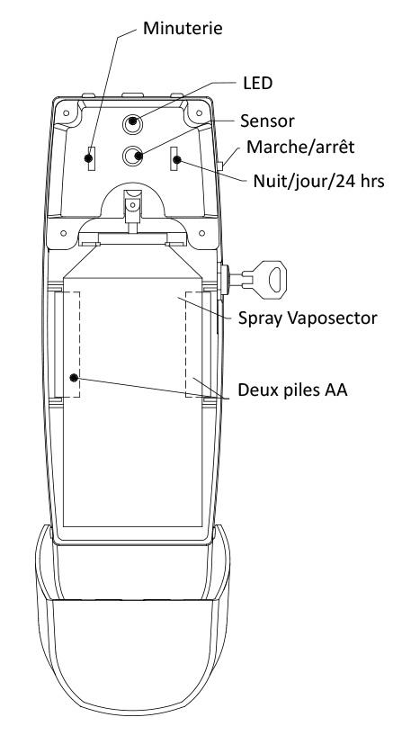 vaposect-dispenser-uitleg-fr